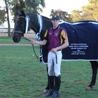 Sam Jeffree and Northern Isaac win Victorian Interschool Championships 2016