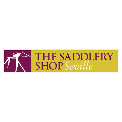 JE Sponsor - The Saddlery Shop Seville - logo