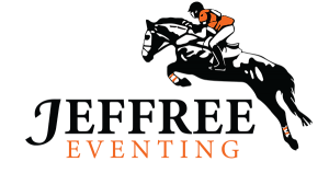 Jeffree Eventing logo