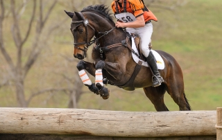 Sam Jeffree & Santoro - XC at Goulburn - Photo by Jessica Kennedy